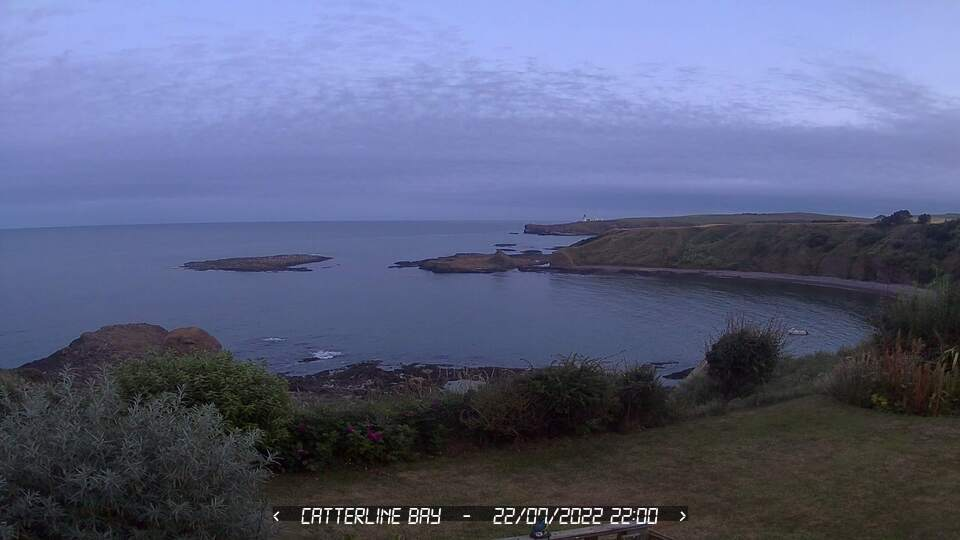 (Catterline, East Scotland- Webcam Image)